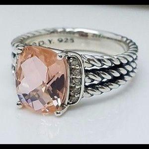 07badeaac3b97 Women David Yurman Diamond Wheaton Ring on Poshmark